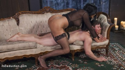 Photo number 15 from Yasmine Lee's Relentless Hard Pounding Cock shot for TS Seduction on Kink.com. Featuring Rick Fantana and Yasmin Lee in hardcore BDSM & Fetish porn.