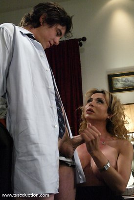 Photo number 6 from Gia Darling and Dorian shot for TS Seduction on Kink.com. Featuring Gia Darling and Dorian in hardcore BDSM & Fetish porn.