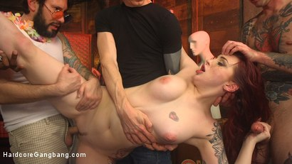 Photo number 18 from Damn Fine Pie! A Twin Peaks Parody Gangbang shot for Hardcore Gangbang on Kink.com. Featuring Amber Ivy , Tommy Pistol, Owen Gray, Will Havoc, Mickey Mod and Jon Jon in hardcore BDSM & Fetish porn.
