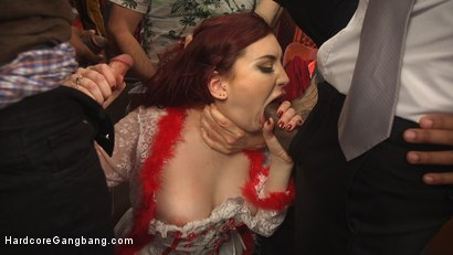 Photo number 5 from Damn Fine Pie! A Twin Peaks Parody Gangbang shot for Hardcore Gangbang on Kink.com. Featuring Amber Ivy , Tommy Pistol, Owen Gray, Will Havoc, Mickey Mod and Jon Jon in hardcore BDSM & Fetish porn.