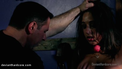 Photo number 9 from Mind Fucked: Abella Danger, John Strong shot for Deviant Hardcore on Kink.com. Featuring Abella Danger and John Strong in hardcore BDSM & Fetish porn.