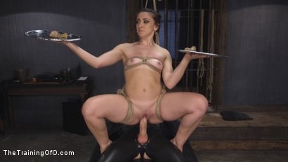 Photo number 14 from Polite Obedient Slut Takes It shot for The Training Of O on Kink.com. Featuring Mandy Muse and Owen Gray in hardcore BDSM & Fetish porn.