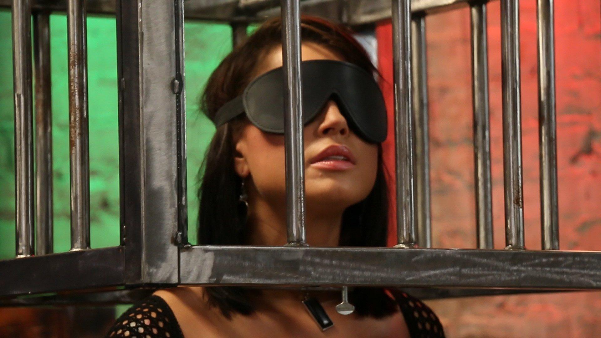 Photo number 7 from Girl Crushed: Eva Angelina, Katrina Jade shot for Deviant Hardcore on Kink.com. Featuring Eva Angelina and Katrina Jade in hardcore BDSM & Fetish porn.