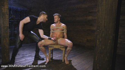 Photo number 3 from Connor Patricks - Ass Torment shot for 30 Minutes of Torment on Kink.com. Featuring Connor Patricks in hardcore BDSM & Fetish porn.