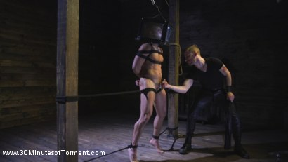 Photo number 7 from Connor Patricks - Ass Torment shot for 30 Minutes of Torment on Kink.com. Featuring Connor Patricks in hardcore BDSM & Fetish porn.