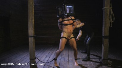Photo number 9 from Connor Patricks - Ass Torment shot for 30 Minutes of Torment on Kink.com. Featuring Connor Patricks in hardcore BDSM & Fetish porn.