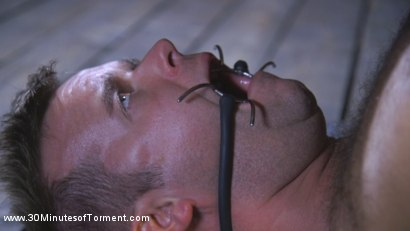 Photo number 10 from Connor Patricks - Ass Torment shot for 30 Minutes of Torment on Kink.com. Featuring Connor Patricks in hardcore BDSM & Fetish porn.