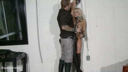 Photo number 7 from Tamed Passion: Briana Blair, Barrett Blade shot for Bizarre Video on Kink.com. Featuring  in hardcore BDSM & Fetish porn.