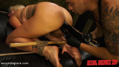 Photo number 11 from Layla Price #1 Sexual Disgrace West Coast Kink Invades Miami shot for Sexual Disgrace on Kink.com. Featuring Layla Price and Bruno Dickemz in hardcore BDSM & Fetish porn.