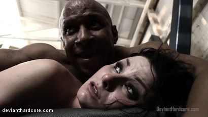 Photo number 11 from Submission: Veruca James, Prince Yahshua shot for Deviant Hardcore on Kink.com. Featuring Veruca James and Prince Yahshua in hardcore BDSM & Fetish porn.