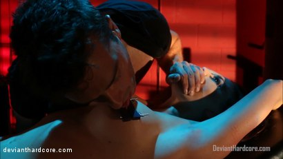Photo number 11 from Bound For Domination: Chanel Preston, Ramon Nomar shot for Deviant Hardcore on Kink.com. Featuring Chanel Preston and Ramon Nomar in hardcore BDSM & Fetish porn.