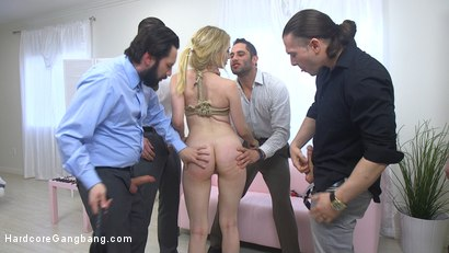 Photo number 5 from Desperate To Deal shot for Hardcore Gangbang on Kink.com. Featuring Riley Reyes, Tommy Pistol, Damon Dice, Small Hands, Will Havoc and Tarzan in hardcore BDSM & Fetish porn.