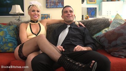 Photo number 22 from Helena Locke Takes Down The Douchebag shot for Divine Bitches on Kink.com. Featuring Helena Locke and Lance Hart in hardcore BDSM & Fetish porn.