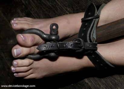Photo number 14 from Strapped and Muzzled shot for Device Bondage on Kink.com. Featuring Alexa Von Tess in hardcore BDSM & Fetish porn.