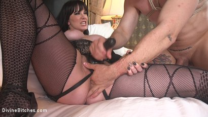 Photo number 24 from The Queen's Slave Training shot for Divine Bitches on Kink.com. Featuring Maitresse Madeline Marlowe  and Reed Jameson in hardcore BDSM & Fetish porn.