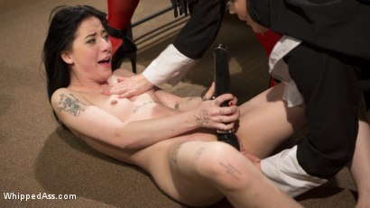 Photo number 25 from Anal Initiation: Aspiring Nun Gets Beaten & Fucked! shot for Whipped Ass on Kink.com. Featuring Mona Wales, Helena Locke and Charlotte Sartre in hardcore BDSM & Fetish porn.