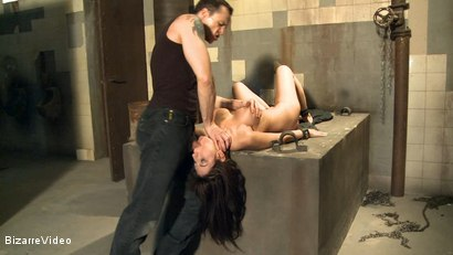 Photo number 14 from The Warden's Bitch: Anita, Frank Gun shot for Bizarre Video on Kink.com. Featuring Frank Gun in hardcore BDSM & Fetish porn.