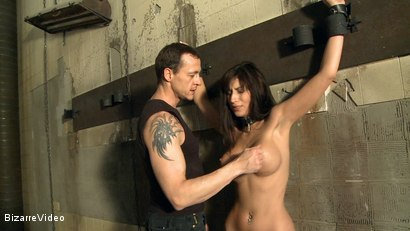 Photo number 3 from The Warden's Bitch: Anita, Frank Gun shot for Bizarre Video on Kink.com. Featuring Frank Gun in hardcore BDSM & Fetish porn.