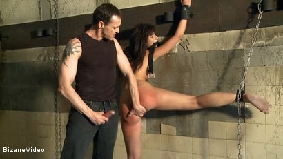 Photo number 8 from The Warden's Bitch: Anita, Frank Gun shot for Bizarre Video on Kink.com. Featuring Frank Gun in hardcore BDSM & Fetish porn.