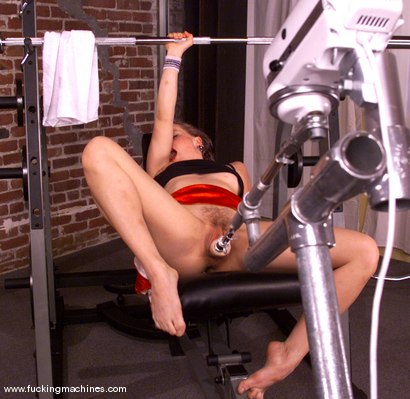 Photo number 1 from Pink shot for Fucking Machines on Kink.com. Featuring Pink in hardcore BDSM & Fetish porn.