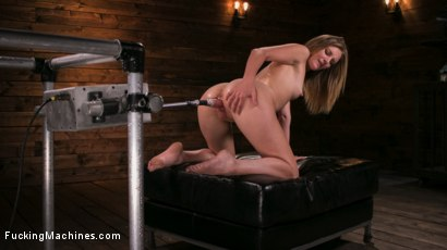 Photo number 2 from Fucking Machine Squirt-a-thon with Mona Wales shot for Fucking Machines on Kink.com. Featuring Mona Wales in hardcore BDSM & Fetish porn.