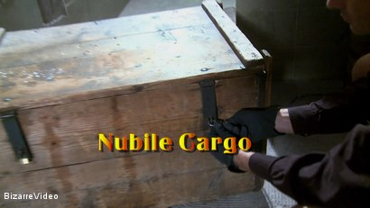 Photo number 2 from Nubile Cargo: Lana shot for Bizarre Video on Kink.com. Featuring  in hardcore BDSM & Fetish porn.