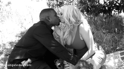 Photo number 1 from A Black And White Affair: Summer Brielle shot for Archangel on Kink.com. Featuring Summer Brielle in hardcore BDSM & Fetish porn.