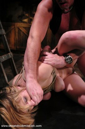 Photo number 12 from Tyla Wynn shot for Sex And Submission on Kink.com. Featuring Mark Davis and Tyla Wynn in hardcore BDSM & Fetish porn.