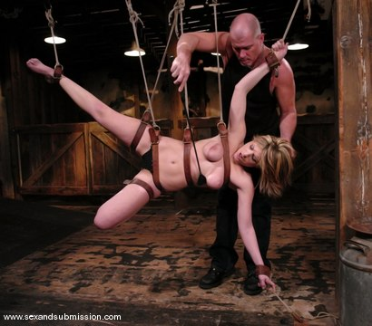 Photo number 6 from Tyla Wynn shot for Sex And Submission on Kink.com. Featuring Mark Davis and Tyla Wynn in hardcore BDSM & Fetish porn.