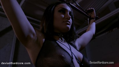 Photo number 2 from Diamonds In The Rough: Skin Diamond, Gabriella Paltrova shot for Deviant Hardcore on Kink.com. Featuring Skin Diamond and Gabriella Paltrova in hardcore BDSM & Fetish porn.