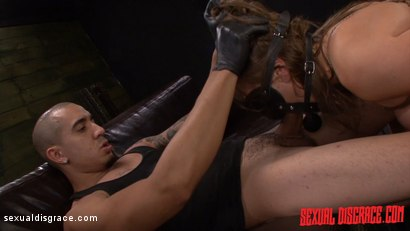Photo number 6 from Callie Calypso Wants More  shot for Sexual Disgrace on Kink.com. Featuring Callie Calypso in hardcore BDSM & Fetish porn.