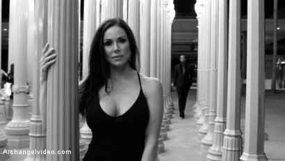 Photo number 2 from A Black and White Affair: Kendra Lust shot for Archangel on Kink.com. Featuring Kendra May Lust in hardcore BDSM & Fetish porn.