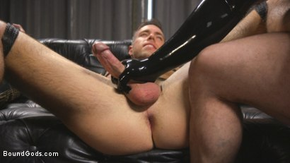 Photo number 11 from Lust for Latex shot for Bound Gods on Kink.com. Featuring Jaxton Wheeler and Alex Mecum in hardcore BDSM & Fetish porn.