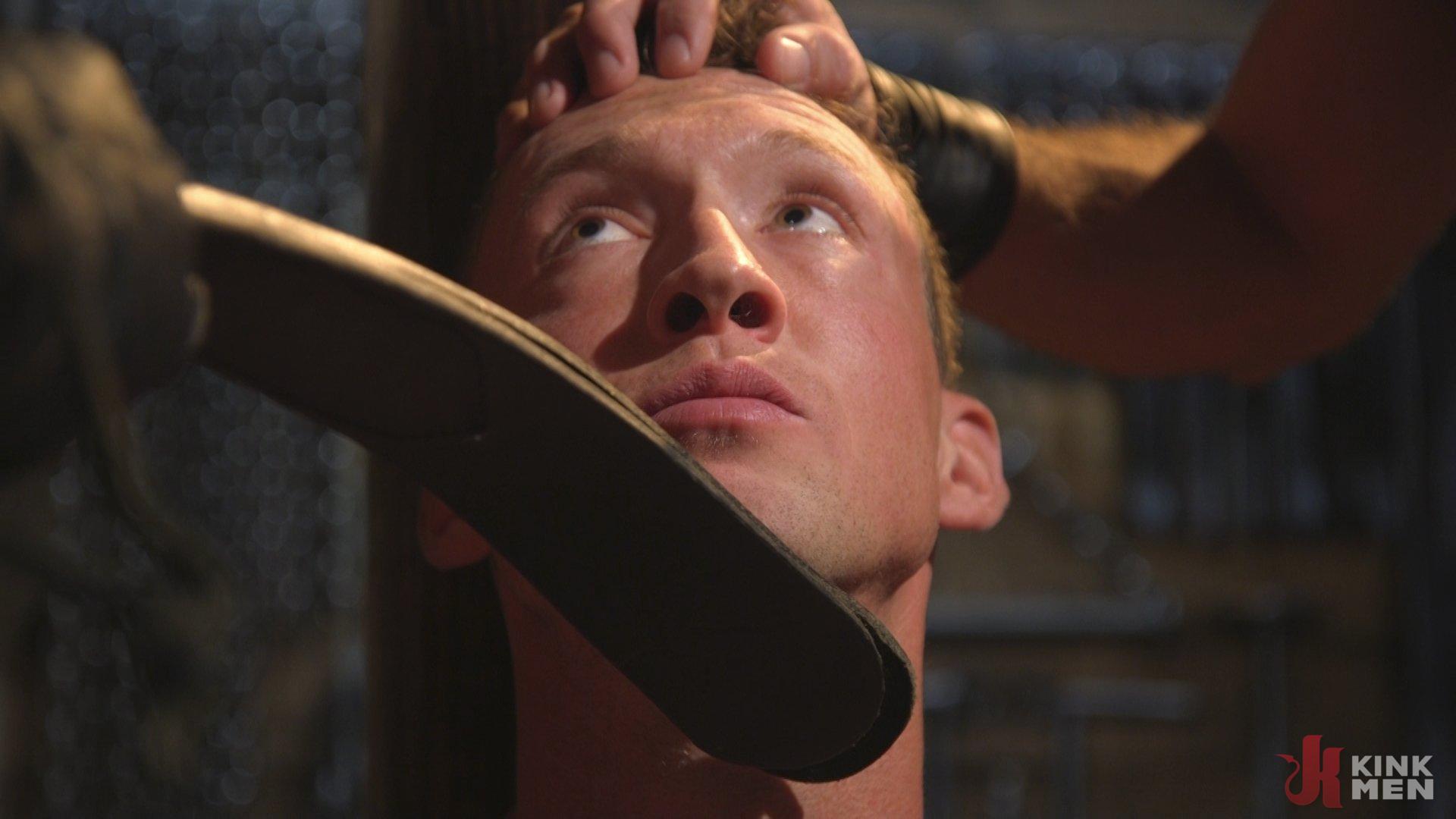 homoseksuel slave træning
