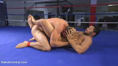 Photo number 1 from Hot newcomer Pierce Hartman challenges Kaden Alexander shot for Naked Kombat on Kink.com. Featuring Kaden Alexander and Pierce Paris in hardcore BDSM & Fetish porn.