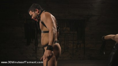 Photo number 5 from Hot boy next door beaten into the ground! shot for 30 Minutes of Torment on Kink.com. Featuring Kaden Alexander in hardcore BDSM & Fetish porn.