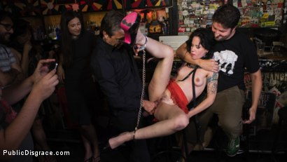 Photo number 18 from Walk of Shame Slut Lilyan Red, Disgraced, Humiliated, Fucked in Public shot for Public Disgrace on Kink.com. Featuring Steve Holmes, Antonio Ross and Lilyan Red in hardcore BDSM & Fetish porn.