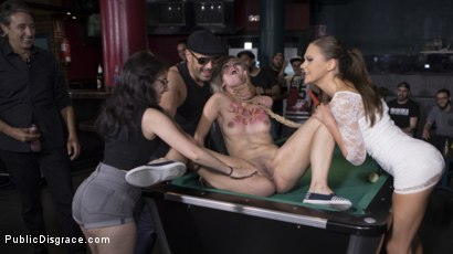 Photo number 11 from Attention Whore Yunno X Humilated, Punished, and Gang Fucked in Public shot for Public Disgrace on Kink.com. Featuring Steve Holmes, Antonio Ross, Tina Kay and Yunno X in hardcore BDSM & Fetish porn.