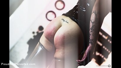 Photo number 14 from Sanna Rough And Nasty: Sanna Rough & Nasty Fuckers shot for Proud and Perverted on Kink.com. Featuring  in hardcore BDSM & Fetish porn.