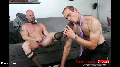 Photo number 7 from Thigh High: Mitch Vaughn, Jonah Marx shot for Ducati Porn on Kink.com. Featuring Mitch Vaughn and Jonah Marx in hardcore BDSM & Fetish porn.