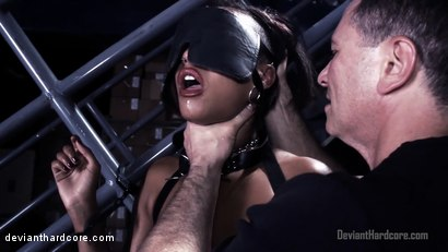 Photo number 4 from Submission: Skin Diamond, John Strong shot for Deviant Hardcore on Kink.com. Featuring Skin Diamond and John Strong in hardcore BDSM & Fetish porn.