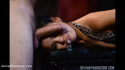 Photo number 5 from Submission 2: Cindy Starfall, Tommy Pistol shot for Deviant Hardcore on Kink.com. Featuring Cindy Starfall and Tommy Pistol in hardcore BDSM & Fetish porn.
