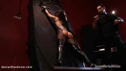 Photo number 9 from Submission 2: Cindy Starfall, Tommy Pistol shot for Deviant Hardcore on Kink.com. Featuring Cindy Starfall and Tommy Pistol in hardcore BDSM & Fetish porn.