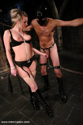 Photo number 5 from Harmony and Lefty shot for Men In Pain on Kink.com. Featuring Harmony and Lefty in hardcore BDSM & Fetish porn.