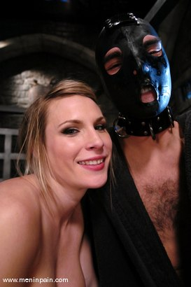 Photo number 15 from Harmony and Lefty shot for Men In Pain on Kink.com. Featuring Harmony and Lefty in hardcore BDSM & Fetish porn.
