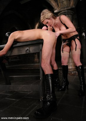 Photo number 10 from Harmony and Lefty shot for Men In Pain on Kink.com. Featuring Harmony and Lefty in hardcore BDSM & Fetish porn.