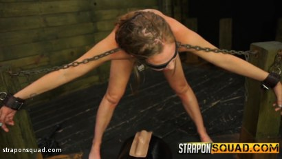Photo number 7 from Charli Acacia Endures Lesbian Domination & Sybian with Esmi Lee shot for Strapon Squad on Kink.com. Featuring Charli Acacia and Esmi Lee in hardcore BDSM & Fetish porn.
