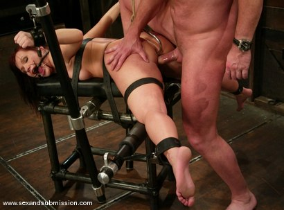 Photo number 11 from Katja Kassin shot for Sex And Submission on Kink.com. Featuring Mark Davis and Katja Kassin in hardcore BDSM & Fetish porn.