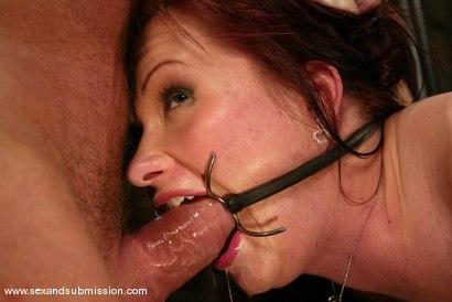 Photo number 10 from Katja Kassin shot for Sex And Submission on Kink.com. Featuring Mark Davis and Katja Kassin in hardcore BDSM & Fetish porn.