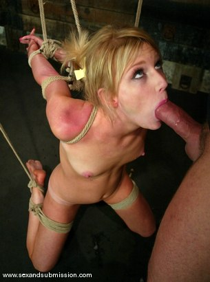 Photo number 6 from The Modeling Agent shot for Sex And Submission on Kink.com. Featuring Mark Davis and Alexa Lynn in hardcore BDSM & Fetish porn.